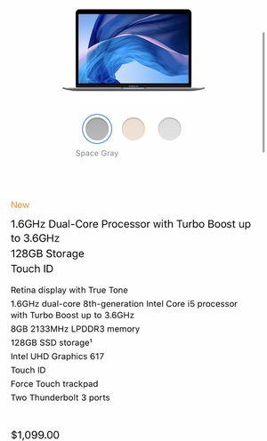 MacBook Air for Sale in Riverside, CA