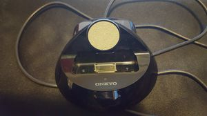 Onkyo DS-AL1 dock connector docking station for iPod and iPhone for Sale in Chelan, WA