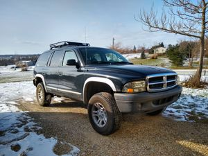 2002 Dodge Durango SLT plus for Sale in Mount Vernon, OH