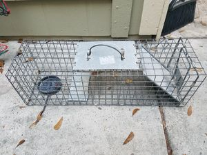 Small animal trap for Sale in Humble, TX