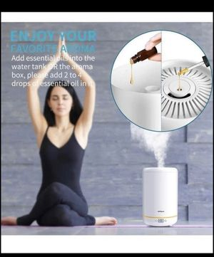 Cool Mist Humidifier 3.5L for Bedroom for Sale in Norcross, GA