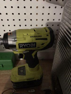 Ryobi impact driver for Sale in Fort Wayne, IN