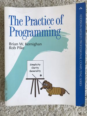The practice of Programming for Sale in Sunnyvale, CA
