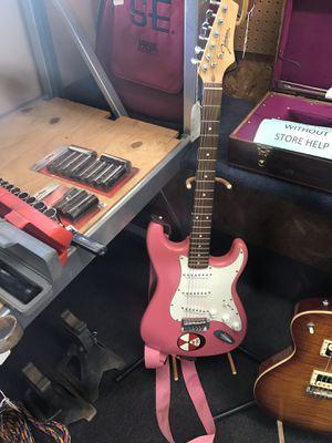 Johnson Stratocaster Copy for Sale in Milton, FL