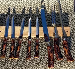 Vintage Knife Set for Sale in Pendleton, KY