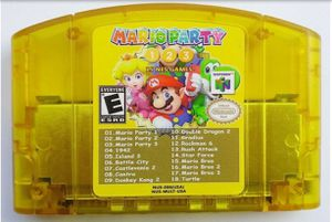 Mario Party 1, 2, 3 N64 for Sale in Tempe, AZ