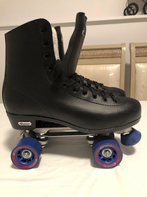 Chicago Men's Skates Size 11 Roller Skates Black Like new for Sale in West Haven, CT