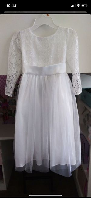 Girls formal dress size 6 for Sale in San Diego, CA