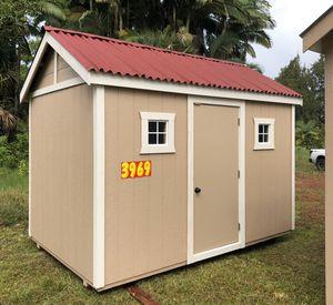 Sheds! Portable Buildings! for Sale in Hilo, HI