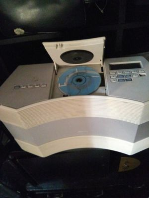 Bose system CD player and radio por $75 for Sale in Palmdale, CA