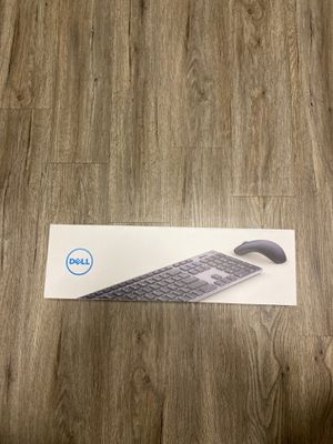 Dell Wireless Keyboard + Mouse for Sale in Aurora, IL