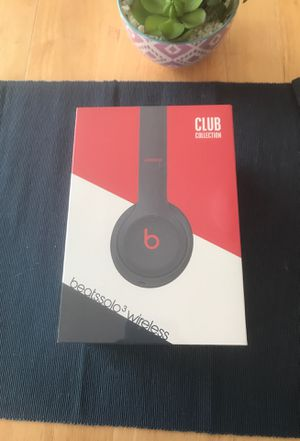 Beats Solo 3 Wireless (Club Collection) for Sale in San Marcos, TX