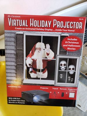Holiday projector for Sale in Durham, NC