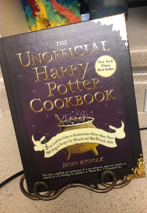 Unofficial Harry Potter Cookbook for Sale in Hillsboro, OR