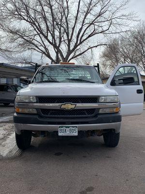 01 chevy Silverado 3500 dually!! for Sale in Colorado Springs, CO
