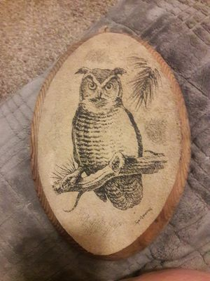 Vintage owl for Sale in Anaheim, CA