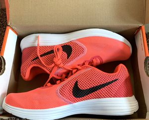 NEW size 7.5 Women's Nike revolution 3 running shoes for Sale in Glendale, AZ