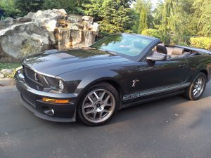 2009 Ford Shelby GT 500 Convertible for Sale in Olympia, WA