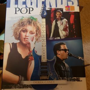 Legends Of Pop Vh1 Cofee Table Book for Sale in Los Angeles, CA