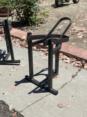 Motorcycle trailer wheel clamps for Sale in Vista, CA