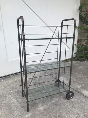 Metal cart for Sale in DeBary, FL