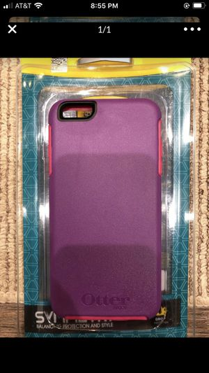 iPhone 6 Plus otterbox case brand new for Sale in Raleigh, NC