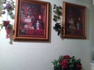 2 cuadros grandes for Sale in Gurnee, IL