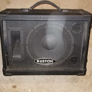 3 KUSTOM Speakers For Sale for Sale in Seymour, CT