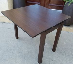 Lk NEW Ikea Extendable Hidden Leaves Dining Multi-Purpose Table Entry Buffet Console for Sale in Monterey Park, CA