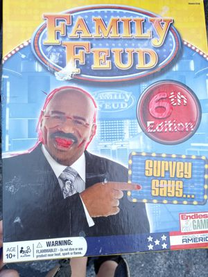 Family Feud Board Game. for Sale in Columbus, OH