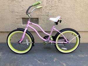 Girl beach cruiser bike for Sale in San Diego, CA