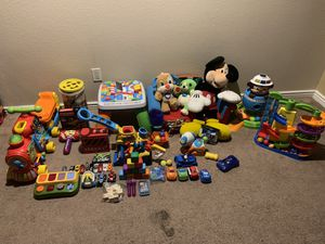 Huge Collection of Kids/Toddler Toys/Games for Sale in Perris, CA
