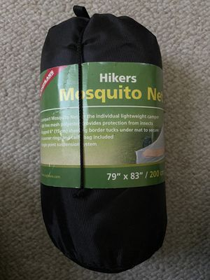 Mosquito Net (new) for Sale in Henrico, VA