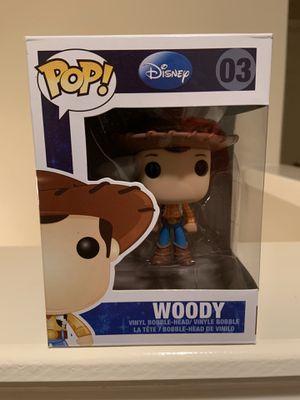 Funko pop Woody for Sale in San Antonio, TX
