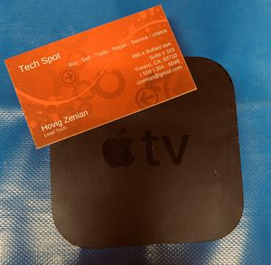 NEW Apple TV 3rd Gen for Sale in Fresno, CA