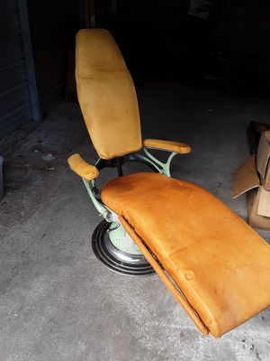 1930's Ritter Dental Chair for Sale in Oregon City, OR