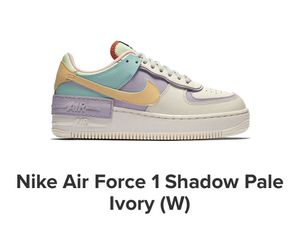 Wmns Air Force 1 - Shadow Pale Ivory for Sale in Orlando, FL