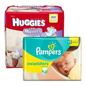Huggies/Pampers/Luvs/Pull-ups for Sale in Dallas, TX