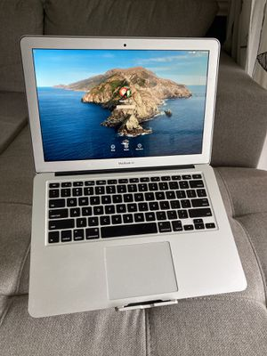 """2013 MacBook Air 13"""" Core i7 8GB RAM 128GB SSD New Battery macOS Catalina for Sale in Plantation, FL"""