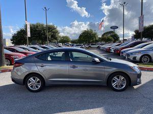 2019 Hyundai Elantra for Sale in San Antonio, TX