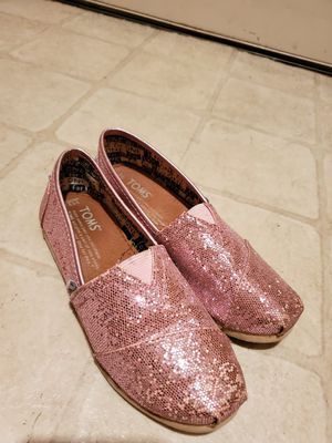 Toms for girl size 13.5 for Sale in Portland, OR