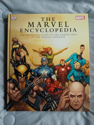 Marvel Encyclopedia for Sale in Turlock, CA
