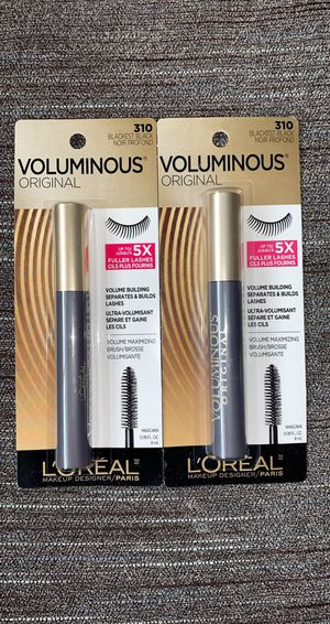 Loreal Mascaras for Sale in Fresno, CA
