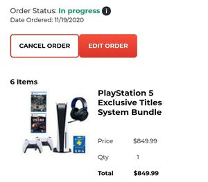 PS5 Disc Edition - Special Bundle Set for Sale in Westbury, NY