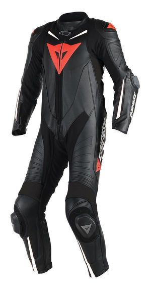 Dainese Laguna Seca 4 one piece SIZE 54 Motorcycle race suit leather leathers jacket pants gear for Sale in Portland, OR