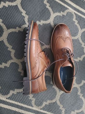 Rockport marshall wingtips size 9 for Sale in Edmonds, WA