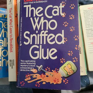 The Cat Who Sniffed Glue, Lillian Jackson Braun, Paperback for Sale in Kent, WA