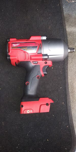 Milwaukee M18 FUEL 18-Volt Lithium-Ion Brushless Cordless 1/2 in. Impact Wrench with Friction Ring (Tool-Only) for Sale in Atlanta, GA