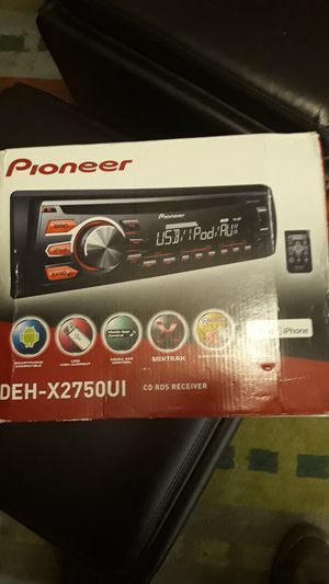 Pioneer cd deck for Sale in Fremont, CA