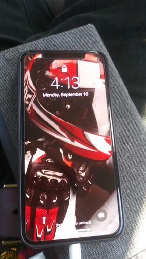 iPhone X Unlocked But T-Mobile blacklist for Sale in Atlanta, GA